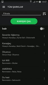 spotify-android-indir